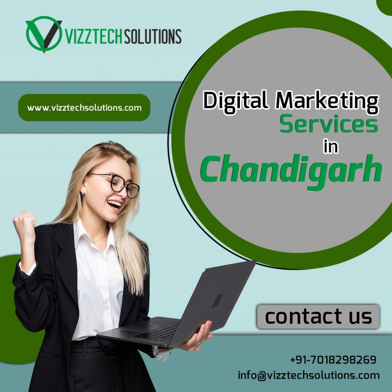 Digital Marketing Services in Chandigarh