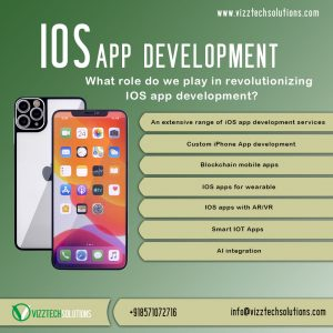 What role do we play in revolutionizing iOS app development?