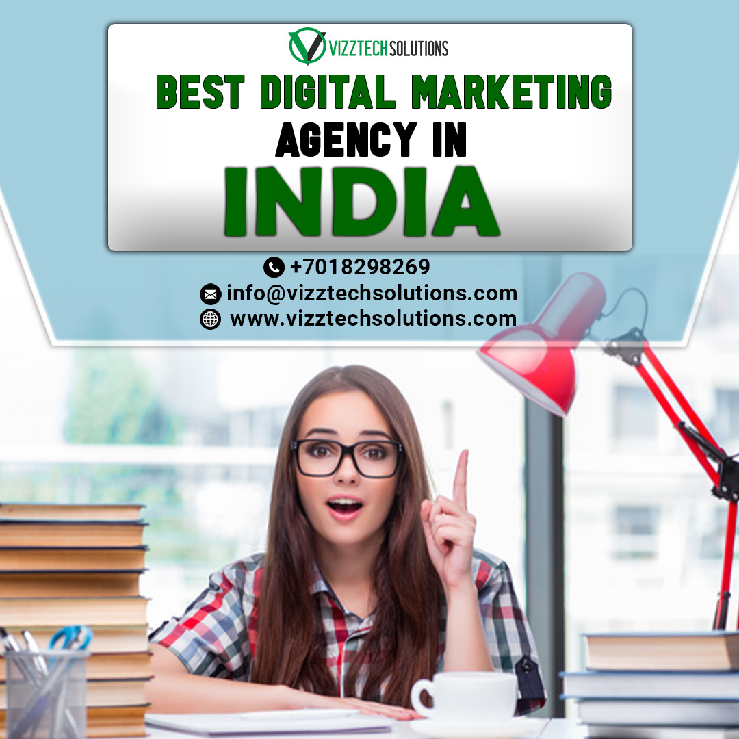 best digital marketing agency in India