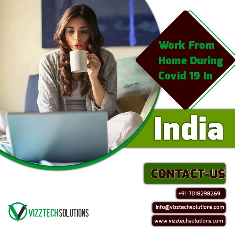 Work from Home During COVID-19 in India