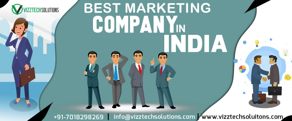 best marketing company in India